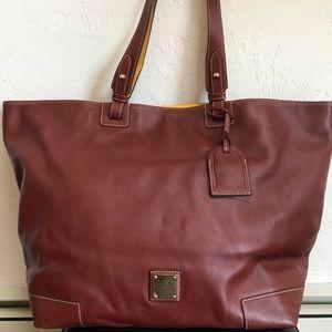 Dooney & Bourke large satchel
